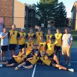 Boy's Tennis Claims Conference Championship