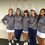 Hudsonville High School Girls Varsity Golf finishes 2nd place
