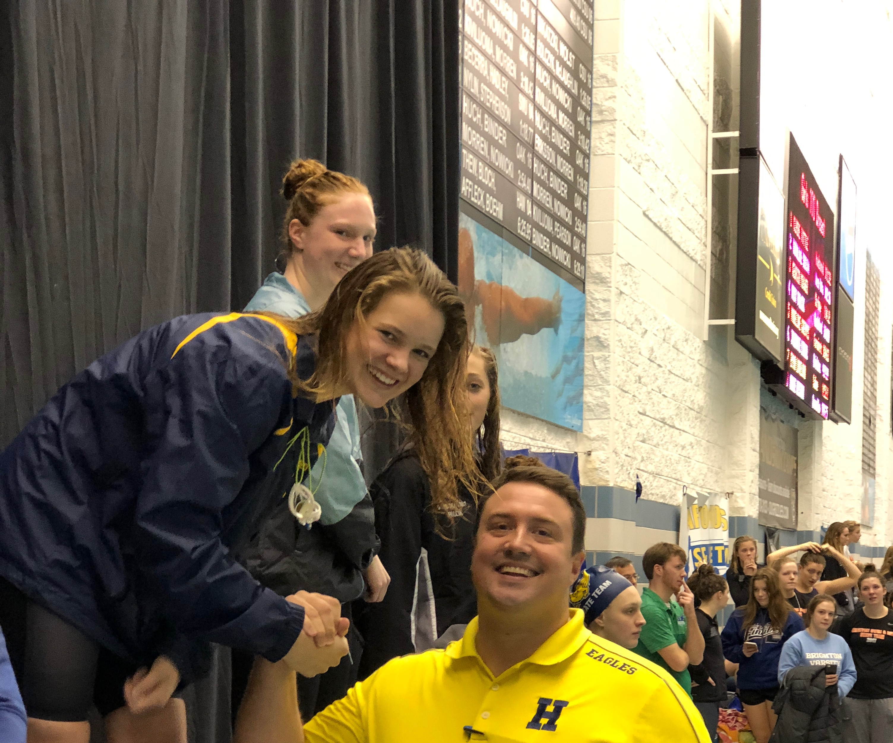 Claire Tuttle – State Champion!