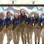Girls Bowling Statebound!