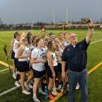 Girls Varsity Lacrosse beats Vicksburg 17 – 0