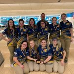 Girls Varsity Bowling finishes 1st place at Hudsonville Invite