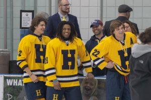 Varsity Hockey: 2/22/2019