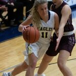 Girls Varsity Basketball: 1/4/2019