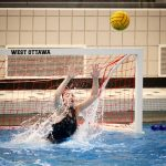 Hudsonville Defeats Rockford in Girl's Water Polo to Remain Undefeated