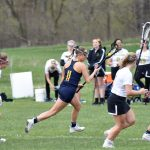 Girls Varsity Lacrosse beats Zeeland East 11 – 9