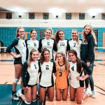 Girls Junior Varsity Volleyball wins home tournament