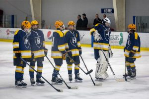 Boys Varsity Hockey: 2/14/2020