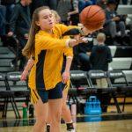 Girls Varsity Basketball: 3/10/2020