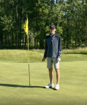 Junior Keegan Hall Hits A Hole In One At Callaway Meijer Tour Event