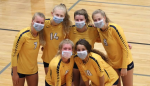 Varsity Volleyball sweeps East Kentwood