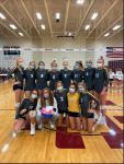 Varsity volleyball beats Holland Christian