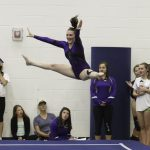 Great win last night for the AW gymnastics team over Stanley Lake