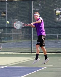 Boys Tennis Shots