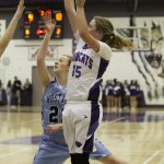 Arvada West girls basketball