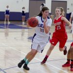 Arvada West girls lose to Pomona