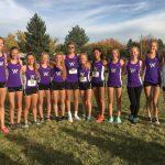 Girls Cross Country Wins Region!