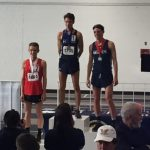 Arvada West Alum Nick Sevcik – RMAC Indoor Track Champion!