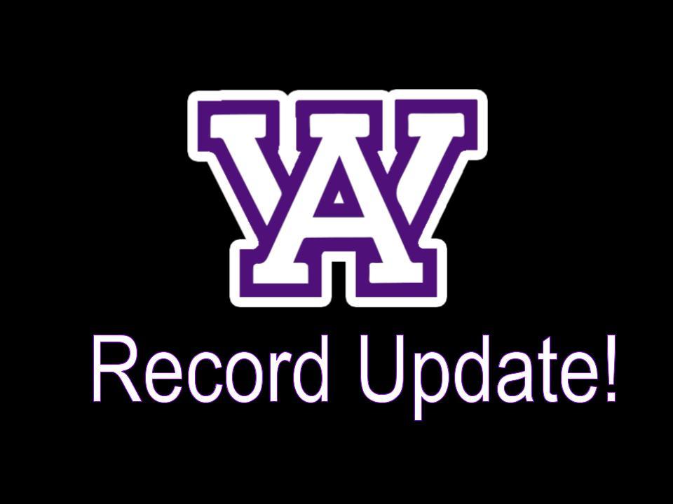 Johnny Krutsch breaks AW Passing Leader record!