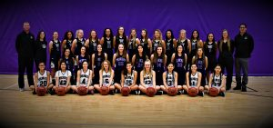 2018 Girls Basketball Team Photos