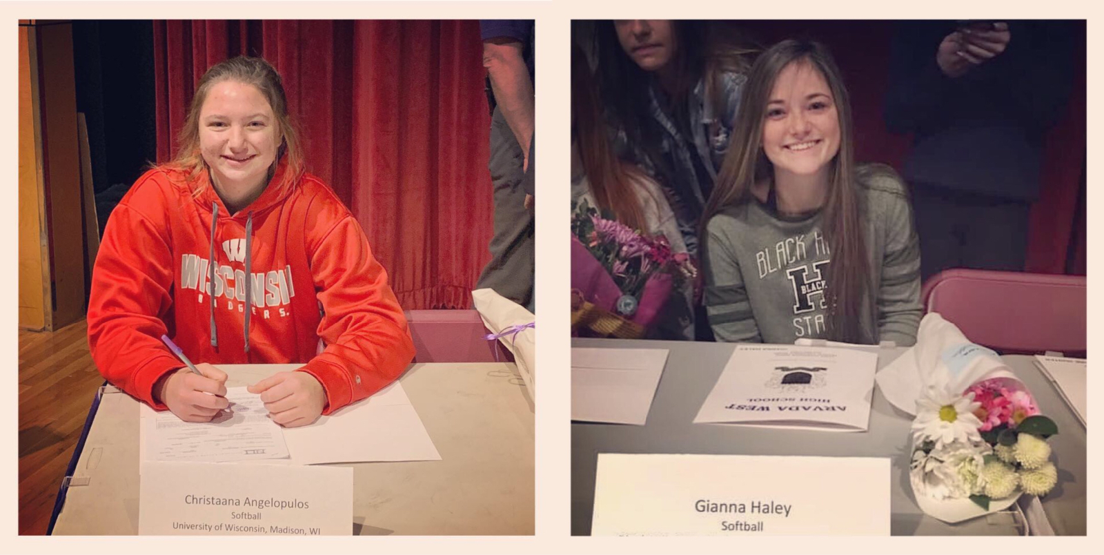 SB: Two celebrate National Signing Day