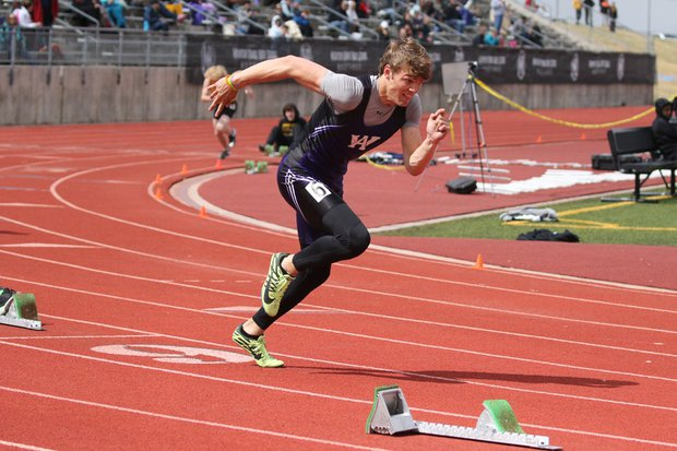 Track & Field – Congratulations Nick Nuhfer!