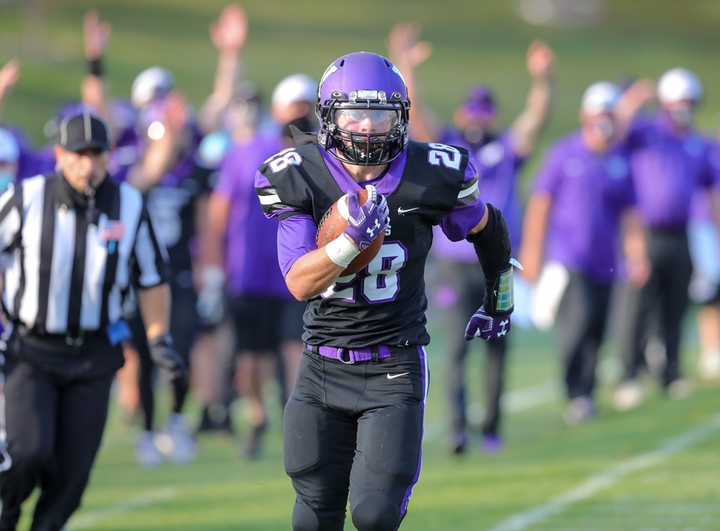 Arvada West Football starts season off with victory over ThunderRidge
