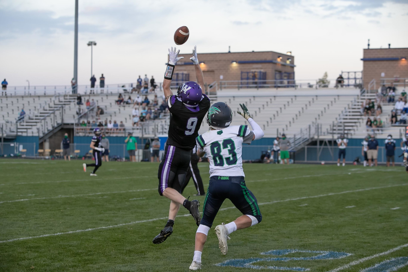 Wallen, Runels head All-Conference list for Arvada West Football