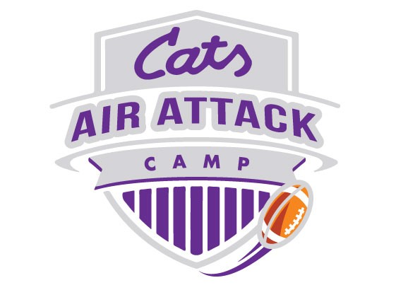 Brad Pyatt Air Attack Youth Camp for QB's/WR's/RB's