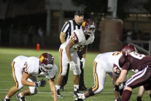 Varsity Football vs Laguna Beach 8/28/15