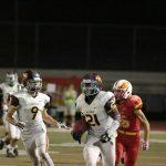 Valley Christian High School Varsity Football beat Whittier Christian High School 48-14