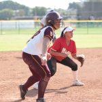 Valley Christian High School Varsity Softball beat Whittier Christian High School 6-0