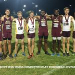 Cross Country Outstanding Performances at Rosemead Invitational