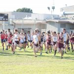 Cross Country Opens League With Win