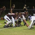 Valley Christian High School Varsity Football beat St. Anthony 46-35
