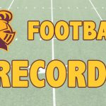 VC Football Records Go Down