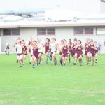Boys Varsity Cross Country Undefeated