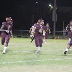 Valley Christian/Cerritos Varsity Football beat Heritage Christian 28-7