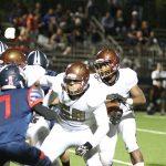 Valley Christian/Cerritos Varsity Football beat Maranatha High School 54-14