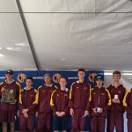 Boys Cross Country Places 3rd at State