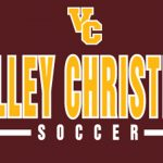 Valley Christian/Cerritos Boys Junior Varsity Soccer beat Heritage Christian 2-1