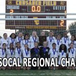 Valley Christian/Cerritos Girls Varsity Soccer beat Grace Brethren – State Championship 2-1