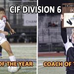 Kennedy Wesley and Kim Looney Recognized by CIF