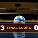 Valley Christian/Cerritos Boys Varsity Volleyball beat Maranatha High School 3-0