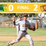Valley Christian/Cerritos Varsity Baseball beat Schurr High School 2-0