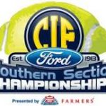 Boys Tennis CIF Playoff Draw