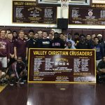 Football Receives CIF Championship Board