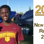 Josh Akrofi Breaks 52 Year Old Record