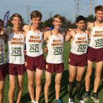 Boys Varsity Cross Country Finishes 2nd