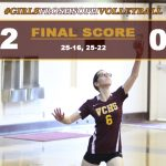 Girls FS Volleyball Defeats Sultana